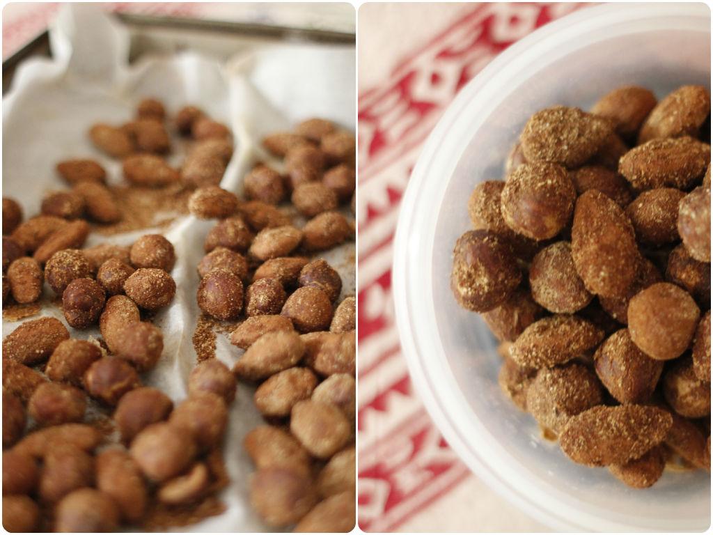 Vanilla Cinnamon Nut