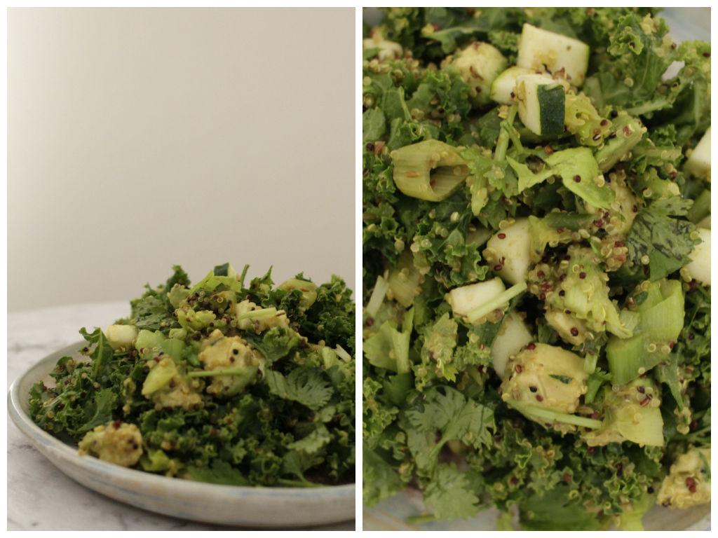 Detox Green Salad1