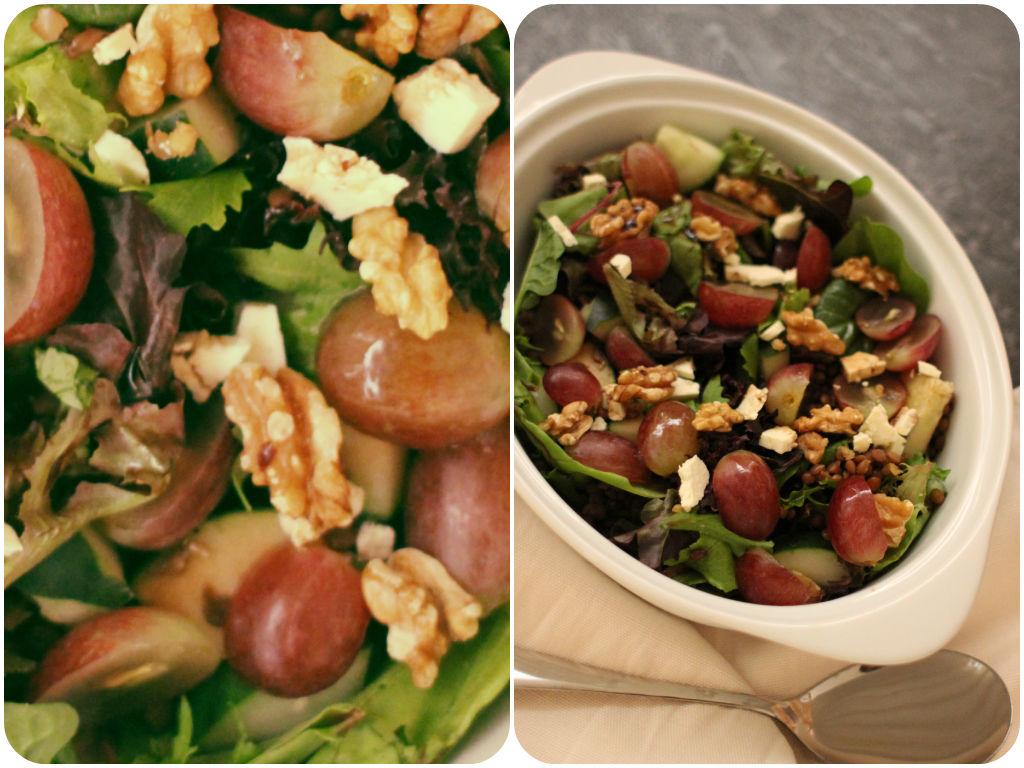 Grape Lentil Salad1