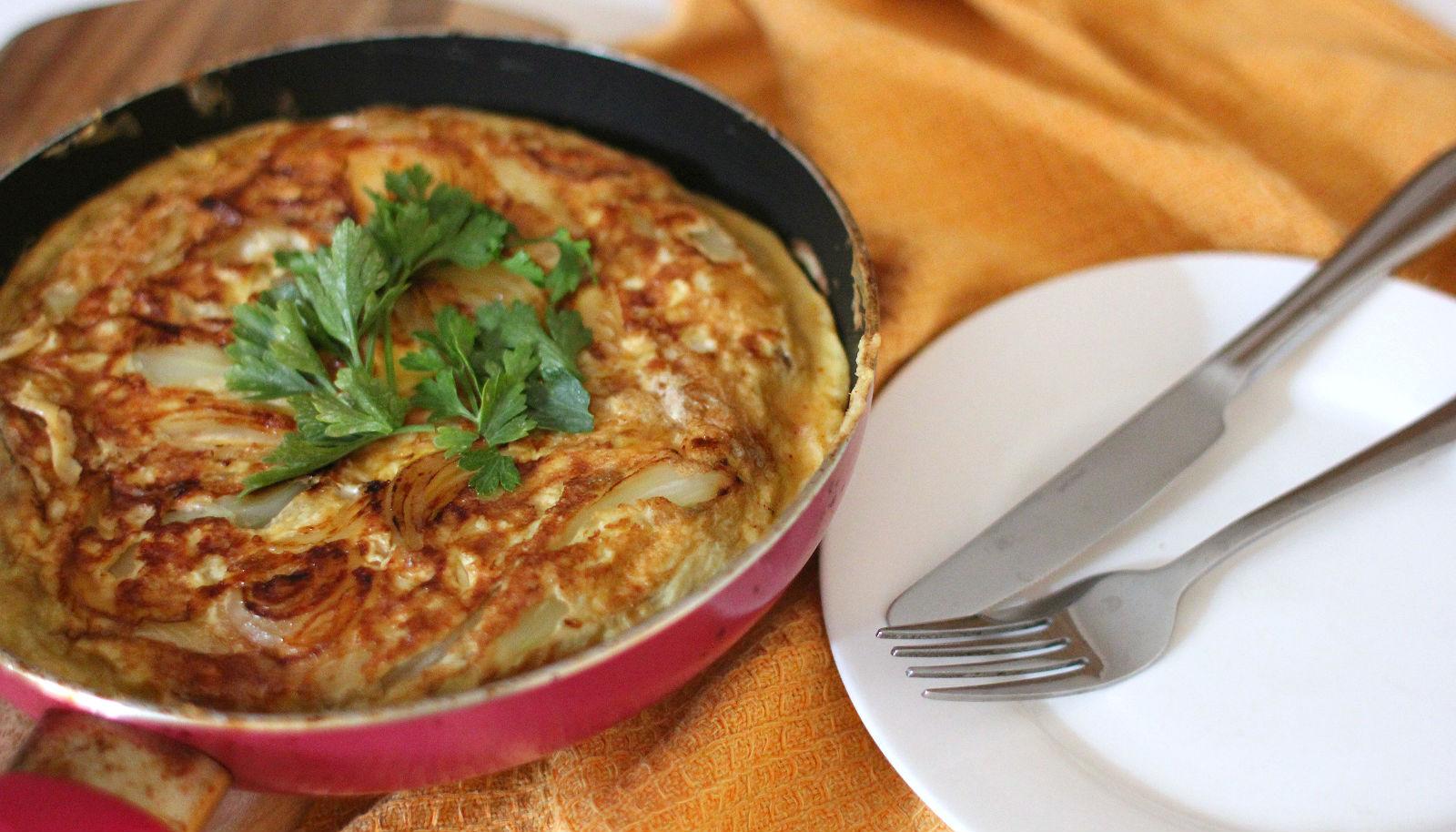 Spanish Omelet1