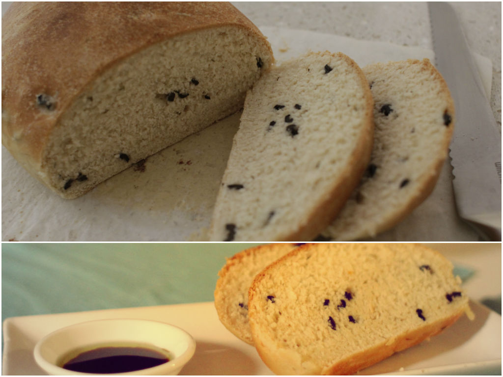 Thyme Olive Bread